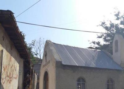کوچک ترین کلیسای دنیا را دریابید