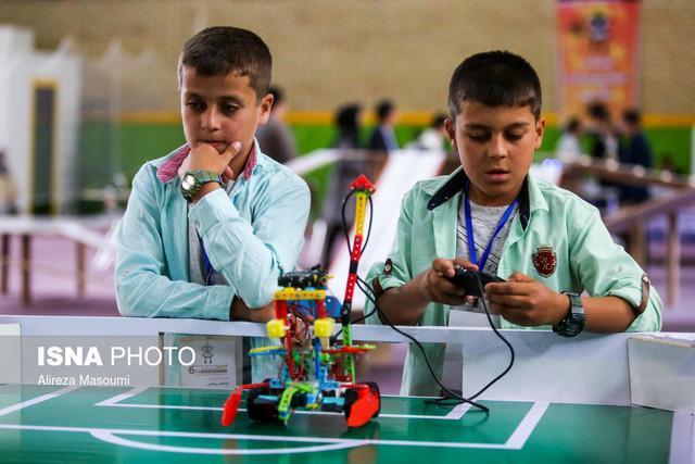 شروع ثبت نام در آزمون رباتیک دانش آموزی جهاد دانشگاهی صنعتی شریف