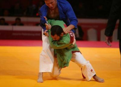 علی اکبری اولین طلایی کوراش در بازی های آسیایی