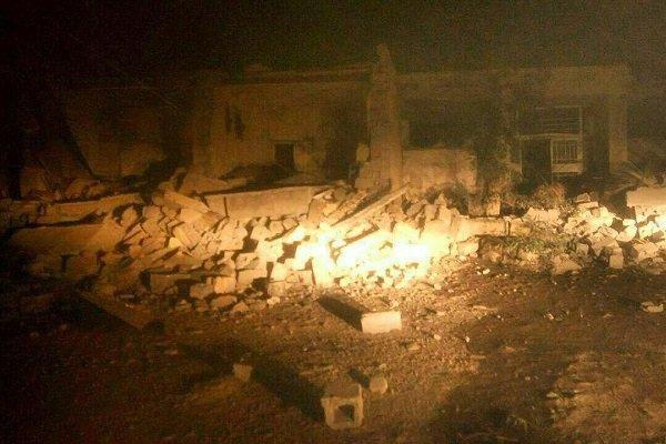 واحدهای زلزله زده تکمیل نشده گیلان غرب دوباره آسیب دیدند