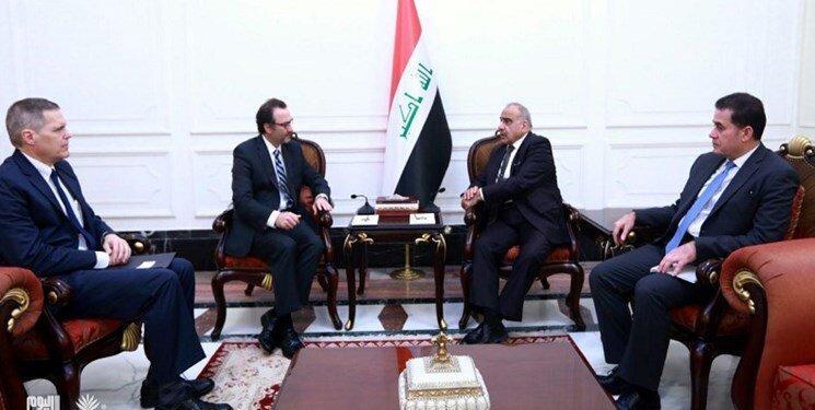 پاسخ نخست وزیر عراق به خواسته معترضان: نیروی حافظ نظم تشکیل می دهیم