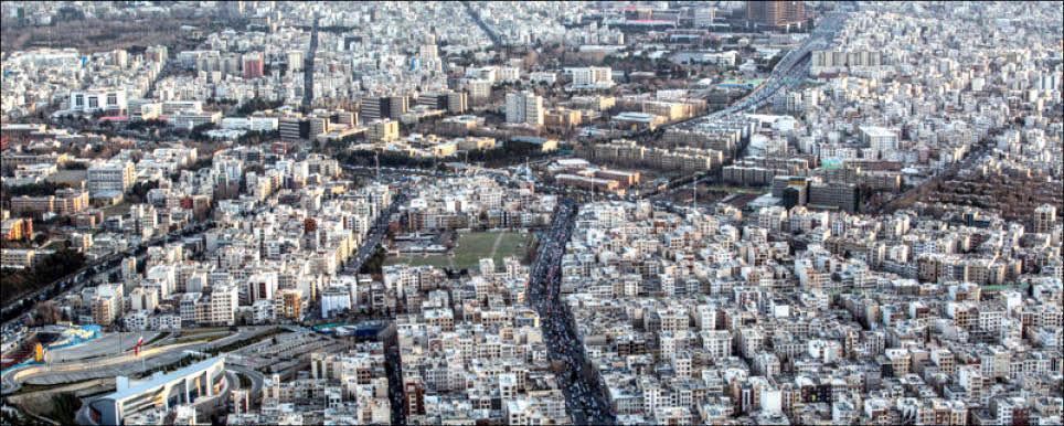 آپارتمان های 50 متری در تهران چند؟