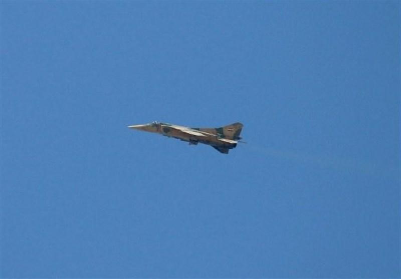 ادامه حمایت آشکار ترکیه از تروریسم؛ هدف قرار دادن جنگنده سوری