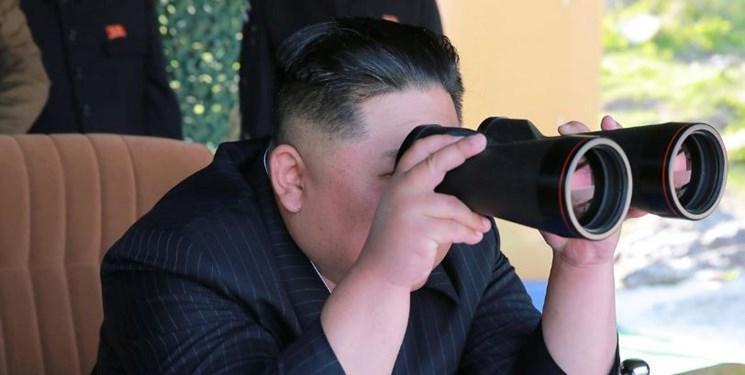 پیونگ یانگ: رهبر کره شمالی بر عملیات شلیک موشک نظارت داشت