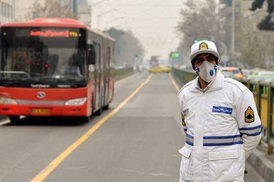 لزوم استفاده ماموران از ماسک و دستکش های طبی
