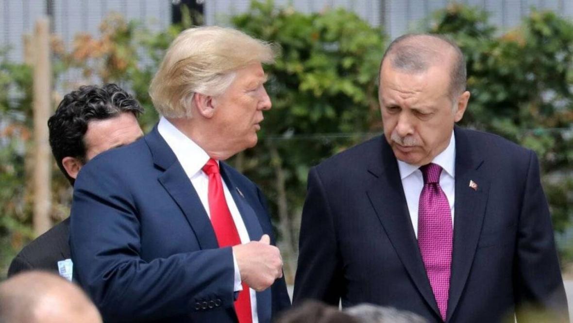 اردوغان با شعر مولانا به کمک ترامپ شتافت